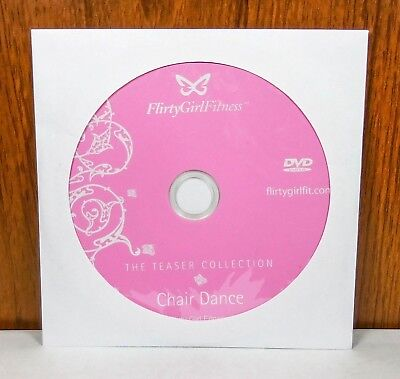 Flirty Girl Fitness - The Teaser Collection: Chair Dance - Disc Only (DVD)