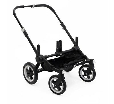 Bugaboo Donkey² Base Donkey 2 Twin Black( Price Redduction)