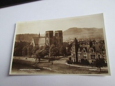 Postcard of Inverness Cathedral 212899 (RP Unposted)