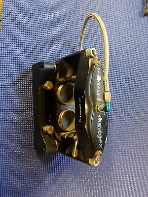 Wilwood Dynapro Caliper With Mount Sprint Car