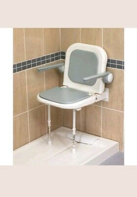 Akw 04230P Standard 4000 Series Shower Seat With Legs