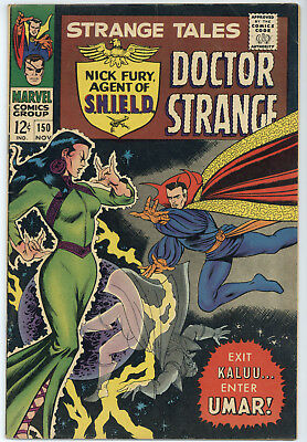 STRANGE TALES #150(2),153,155,156,160 STRICTLY GRADED-Hi-REZ Scans Free Shipping