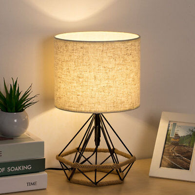 Bedside Table Reading Lamp With Hand Switch