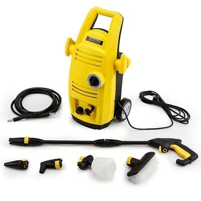 1800-3200PSI Multifunctional High Pressure Electric Washer Cleaner + Attachments