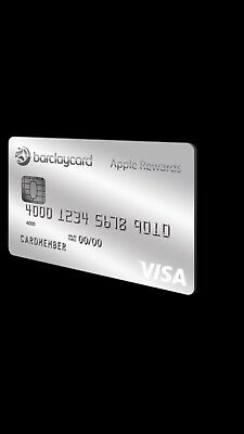 TRADELINES- 1x AU $2,380 limit on Barclay Visa Card to boost your credit score