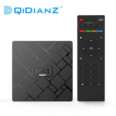 DQiDianZ HK1mini Android 8.1 2GB+16GB WIFI 2.4G Quad Core RK3329 Smart TV BOX