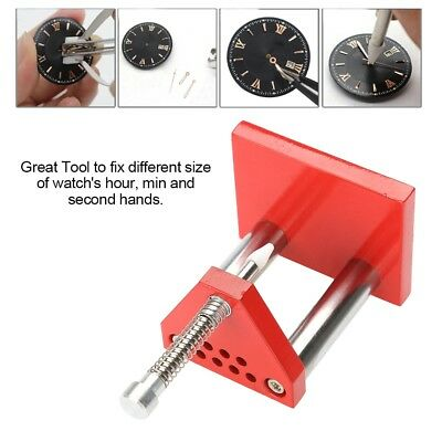 Watch Repair Tools Watchmaker Puller Plunger Remover Hand Presser Fitting Kit