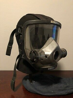 Cairns Air SCBA Respirator Facepiece 4 Pioneer Supplied Air, 3200027-01 Gas Mask