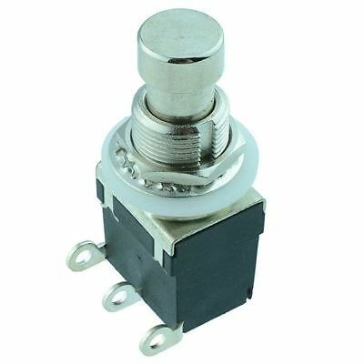 Latching On-On Foot Switch SPDT Side Mount Terminals