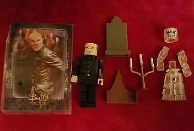 Buffy the Vampire Slayer PALZ Figure Series 1 - The Master NEW OOP Card Included