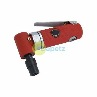 "Heavy Duty 1/4"" Right Angle Air Die Angle Grinder Cut Off Tool 3 Year Warranty"