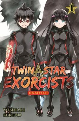 Yoshiaki Sukeno / Twin Star Exorcists: Onmyoji 01 /  9783957986474
