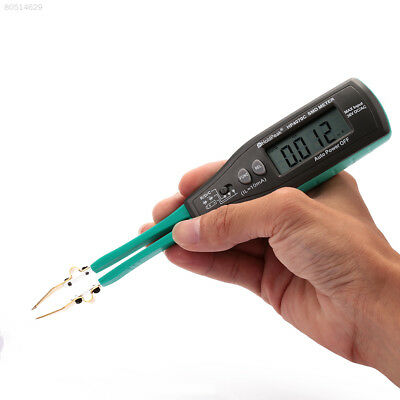 1A87 Home HP4070C SMD Tweezer Electrical Tester Instrument Condensator Automatic