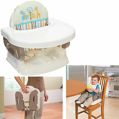 High Chair Booster Seat For Toddlers Infant Portable Space Saver Baby Traveling