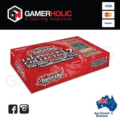 Yugioh Legendary Collection 2 Game Board Edition