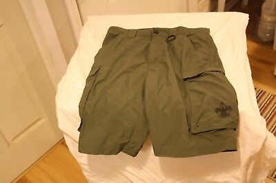 Boy Scout Adult Uniform Shorts