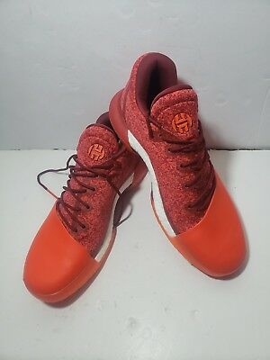 bd7f52da3c1d ... amazon adidas basketball james harden vol.1 orange shoes boost new men  nba 9391e 56e0f