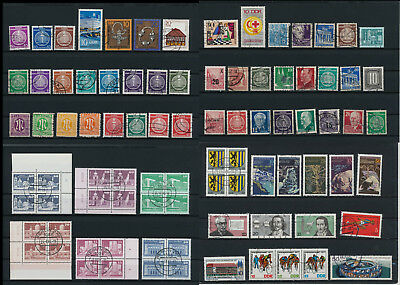 Stamps of Old Germany, DDR, Alliierte Besatzung, used,  great Lot (C 37)