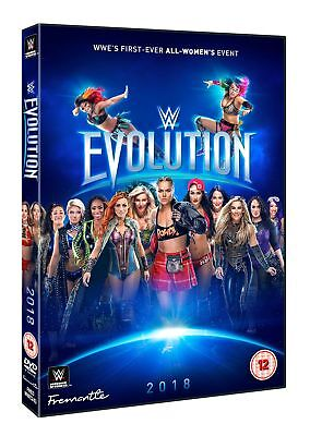 WWE: Evolution 2018 [DVD]