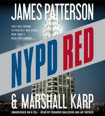 NYPD Red by James Patterson: Used Audiobook