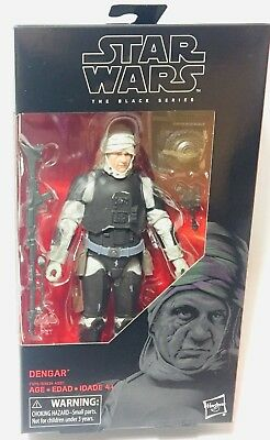 Star Wars Black Series Return of the Jedi DENGAR #74 6in Figure NEW IN STOCK