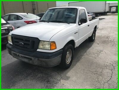 2005 Ford Ranger XLS 2005 Ford Ranger XLS / Leather / Low mileage / Super clean / Low reserve!