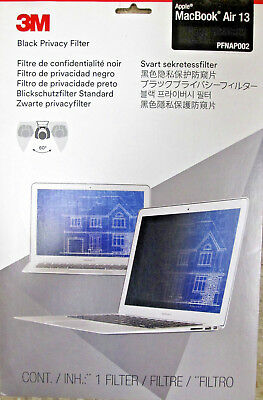 "3M Privacy Filter for 13"" Apple MacBook Air (PFNAP002)"