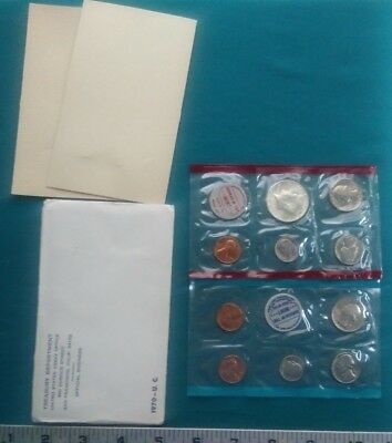 1970 Uncirculated United States Coin Sets P&D #562