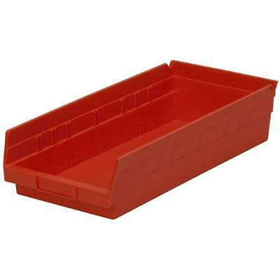 Akro-Mils Baskets Bins & Containers 30150 12-Inch By 8-Inch 4-Inch Plastic Shelf