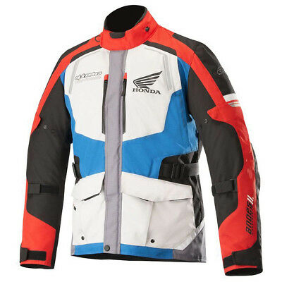 2019 Alpinestars Drystar 2 Honda Crf1000 Africa Twin Adventure Motorcycle Jacket