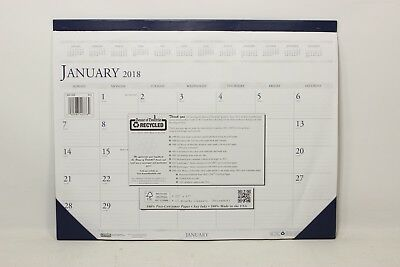 House of Doolittle 2018 Monthly Desk Pad Calendar, Classic, 22 x 17 Inches