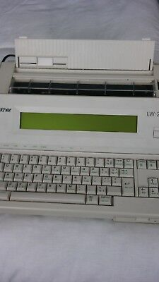 Brother LW-20 Word Processor