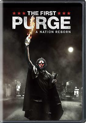 The First Purge: DVD 2018 (Free Fast Shipping)