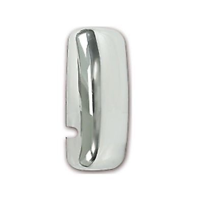 Kenworth T660 Chrome Plastic Mirror Cover Driver Side