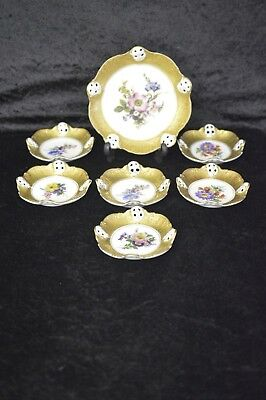 Rosenthal-Moliere Brabant-Gold-Top-