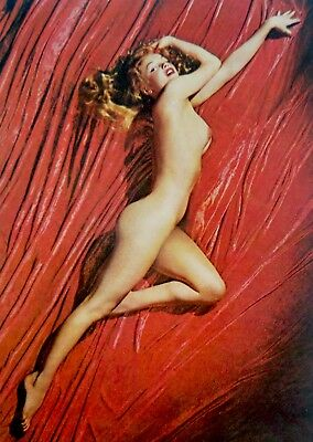 FOUR Film PHOTO MAGAZINES French MARILYN MONROE NUDE FRONT COVERS 1977-2002