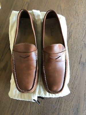 069bc4fd7bb COLE HAAN MENS Howland Penny Loafer Size 11.5 US Medium Width Saddle ...
