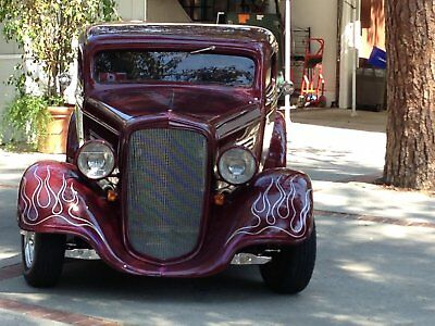 1934 Chevrolet Other custom Classic 1934 three window Coupe Hot Rod