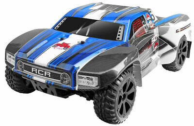 Redcat Blackout Sc Trophy Truck Off Road Electric Radio Controlled 1/10 Blue