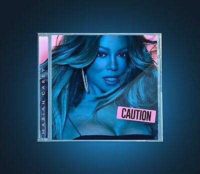 "Mariah Carey - ""CAUTION"" CD  *FACTORY SEALED*"
