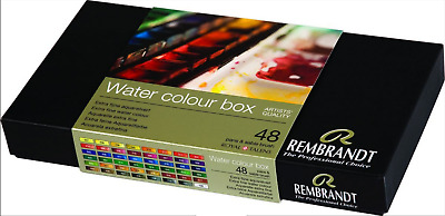 Rembrandt Water Colour Feld X 48 Aquarell Extra Fein Royal Talens Kunst