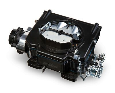 Holley Street Demon 4 Bbl Carburetor Shadow Ceramic Black Finish 625 Cfm 1901Bk