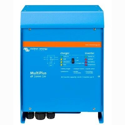 Solar Inverter / Charger Victron Multiplus 24/5000/120-100