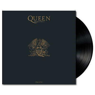 "QUEEN Queen Greatest Hits II Double Vinyl Lp Record 180gm NEW Sealed ""Popular"""