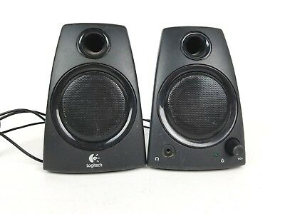 Logitech Z130 - S-00098 -Set of 2- Free Shipping