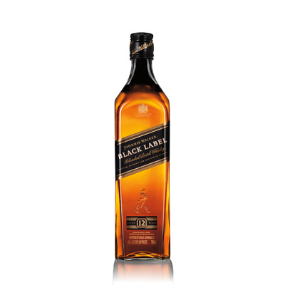 JOHNNIE WALKER BLACK 700ML Whisky / Scotch