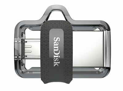 SanDisk 16GB 32GB 64GB 128GB 256GB M3 Ultra OTG micro USB 3.0 Stick Flash Drive