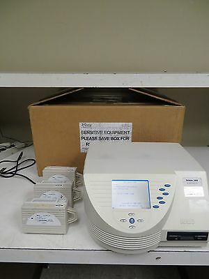 GE Kaye Validator 2000 Validation System w/ 3 Sensor Input Modules GE1
