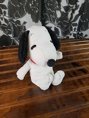 93ac1e3aa21 Snoopy TY Beanie Babies Music Baby Tag Peanuts Charlie Brown 2010 Retired
