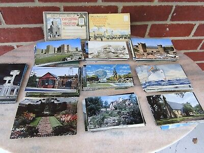 Vintage Post Cards, Lot of 300